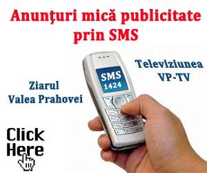 Anunturi mica publicitate prin SMS
