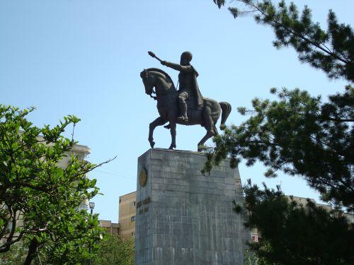 Statuie Mihai Viteazu