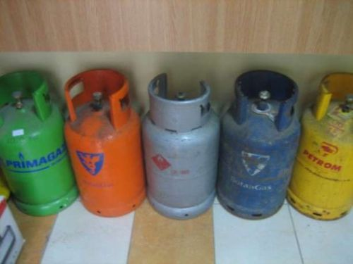 butelii gaz